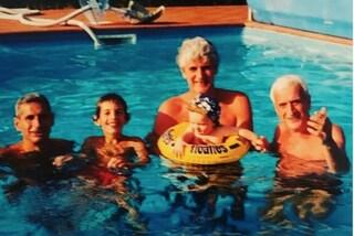 Padre e figlio muoiono nello stesso giorno, sono nonno e zio di Della Valle dell'Olimpia Milano