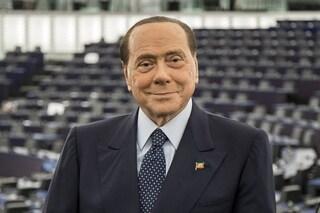 """Silvio Berlusconi: """"Salvini è incomprensibile, ma chi aiuta il governo Conte è fuori da FI"""""""