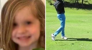 Dramma sul campo da golf in Usa, bimba di 6 anni uccisa da una pallina lanciata dal padre