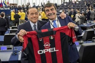 """Silvio Berlusconi: """"Sulle nomine Ue Conte è rimasto fuori dalla porta, hanno vinto Francia e Germania"""""""