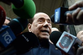 """Silvio Berlusconi: """"Sì al taglio dei parlamentari, ma senza uccidere la democrazia"""""""