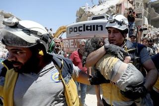 Siria, un'altra strage di innocenti passa sotto silenzio: 40 morti civili, anche donne e bimbi