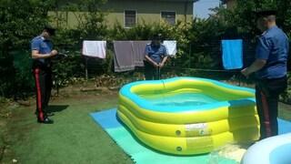 Dramma a Verona, bimbo di 3 anni cade nella piscina gonfiabile dell'asilo: è grave