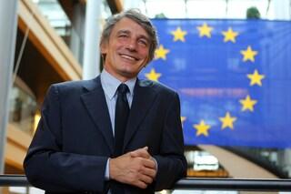 David Sassoli è stato eletto nuovo presidente del Parlamento europeo