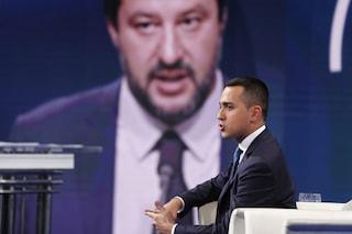 """Di Maio furioso con la Lega: """"Vadano dai loro amici sovranisti ad accusarli di governare con il Pd"""""""