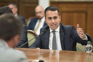 """Taglio parlamentari, Luigi Di Maio: """"Sono questi i provvedimenti su cui ci aspettiamo un sì"""""""