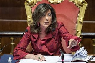 """Per la Presidente al Senato Casellati l'inchiesta sui fondi alla Lega è """"pettegolezzo giornalistico"""""""