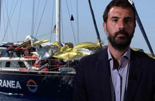 """Alex, la testimonianza di Erasmo Palazzotto: """"Per 50 ore siamo stati naufraghi anche noi"""""""