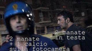 """Morto nel Centro Rimpatri, polizia minaccia e picchia un giornalista: """"Sparisci"""""""