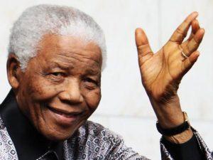 Il 18 luglio si celebra il Nelson Mandela Day.