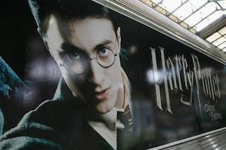 """Harry Potter invita i fan sul suo portale: """"Un po' di magia per chi è in quarantena"""""""