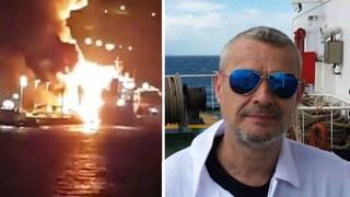 Turchia, incendio sulla nave durante carico di propilene: muore macchinista italiano