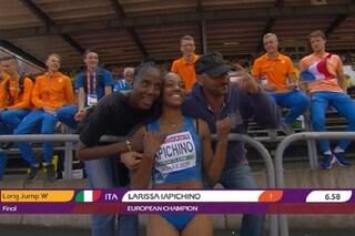 Euro Under 20: oro nel salto in lungo a Larissa Iapichino, la figlia di Fiona May