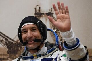 Luca Parmitano è tornato nello spazio: lanciata la navicella Soyuz, inizia la missione Beyond