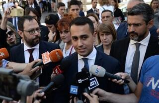 """Taglio dei parlamentari, Di Maio: """"Via i privilegi, meno politici e ridiamo al popolo i suoi soldi"""""""