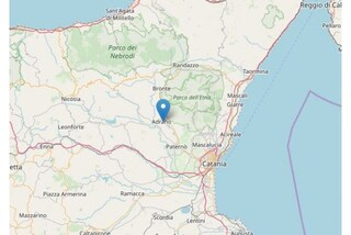 """Terremoto Catania, una scossa """"sveglia"""" Adrano: magnitudo 3.9"""