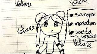 """""""Voglio morire"""": a 11 anni disegna a scuola gli abusi subiti dalla madre e la fa arrestare"""