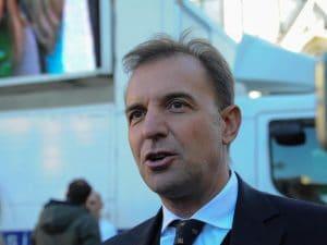 In foto: il sottosegretario all'Economia, Massimo Bitonci.
