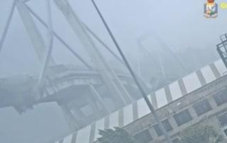 """Ponte Morandi Genova, il video mai visto del crollo del 14 agosto: """"Ecco come ha ceduto"""""""