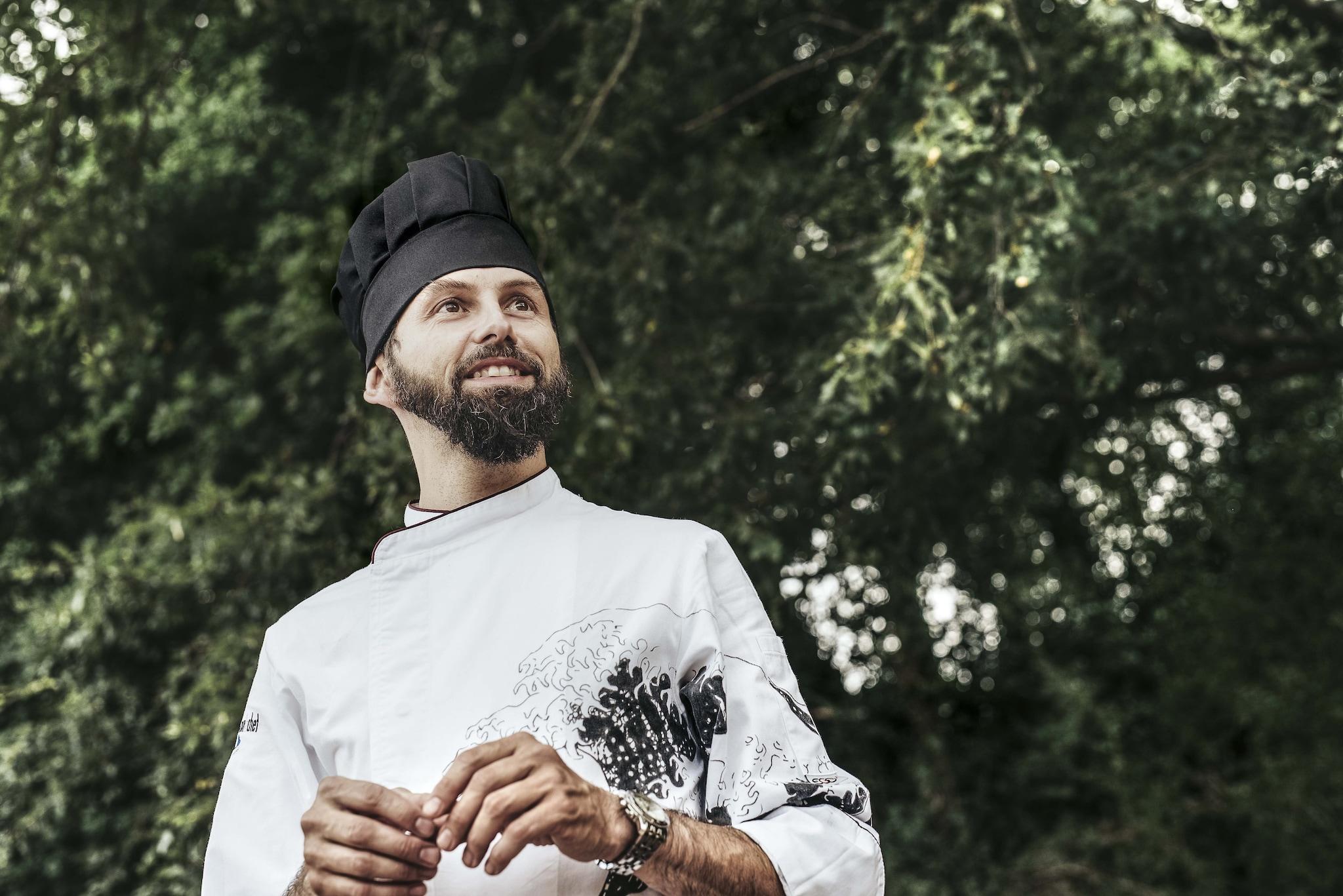 Chef Paolo Dalicandro.