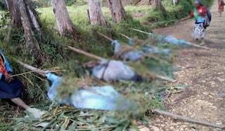 Papua Nuova Guinea, decine di persone fatte a pezzi in scontri tribali tra indigeni
