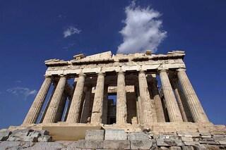 Partenone e Acropoli di Atene in pericolo per i cambiamenti climatici, dicono gli scienziati