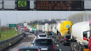 Previsioni traffico weekend 6 e 7 luglio: quali sono le giornate da bollino rosso