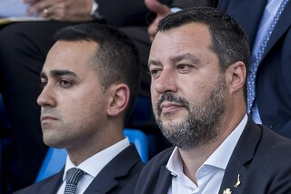"""""""Zingaraccia"""" vs """"Navigator"""": come la retorica di Salvini vince su quella di Di Maio"""