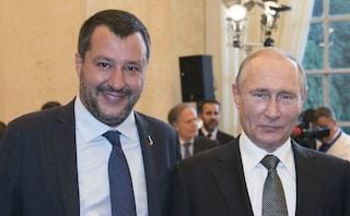Fondi russi alla Lega, procura di Milano indaga per corruzione internazionale