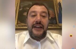 """Dl Sicurezza bis, Matteo Salvini: """"O c'è il pacchetto polizia completo o è un problema per il governo"""""""