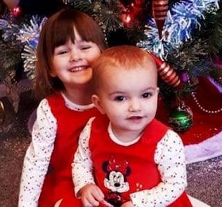 """Sorelline di 3 anni e 16 mesi uccise a 18 giorni di distanza dalla mamma: """"Erano un limite"""""""