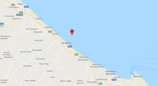 Terremoto a Senigallia, scossa di magnitudo 2.8 avvertita in tutta la provincia di Ancona