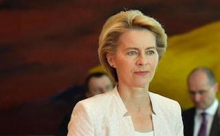 "Commissione Ue, Ursula von der Leyen: ""Chi vuole indebolire l'Europa troverà in me una nemica"""