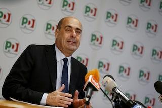 """Crisi di governo, Zingaretti: """"Pd pronto a voto, ora si decide destino nostra democrazia"""""""