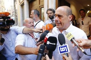 """Sardegna, attacco contro Pd. Zingaretti: """"Sicurezza è prevenire violenza, non avvelenare pozzi"""""""