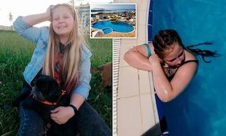 Braccio risucchiato dal bocchettone della piscina, 12enne muore annegata in vacanza