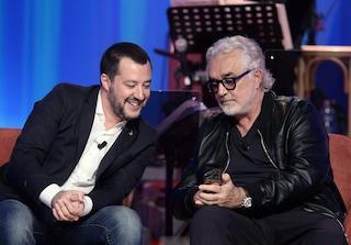 Cosa vuole Flavio Briatore col suo Movimento del Fare (spoiler: un posto alla corte di Salvini)