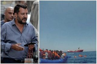 """Open Arms-Ocean Viking, 500 migranti in mare da giorni. Salvini: """"Al lavoro per evitare sbarco"""""""