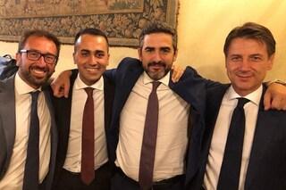"""Di Maio pubblica foto con Conte e sfida Salvini: """"Se non vuole governare lo dica"""""""