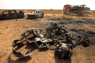 Libia, bombardata una festa di matrimonio: almeno 41 morti