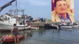 Palermo, ritrovato in fondo al mare cadavere di Giuseppe Migliore, il sub scomparso