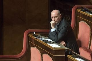 """Dl sicurezza bis, De Falco: """"Non potrei guardare miei figli se votassi condanna a morte bambini"""""""