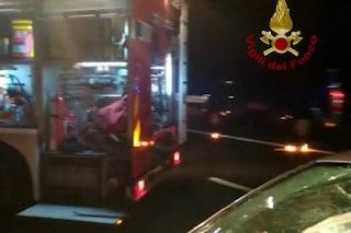 Drammatico incidente sull'autostrada A14 vicino Cesena: due morti e tre feriti