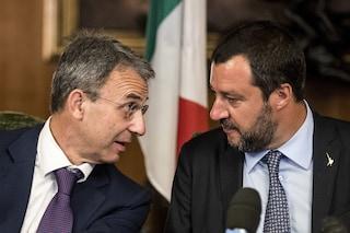 """Acquascooter, Salvini replica a Costa: """"Un reato? Se mi insultano gli alleati la pazienza finisce"""""""