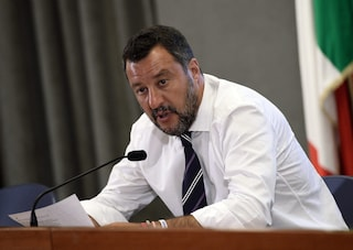 """Salvini avverte M5s e Conte: """"Voto anticipato? Lo vedremo anche prima di settembre"""""""