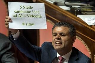 """Tav, il Senato dice sì: bocciata la mozione del M5s. Lega: """"Ci saranno conseguenze"""""""
