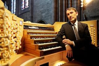 L'organista titolare di Notre-Dame in concerto nel Duomo di Ravello