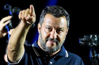 """Quota 100, Salvini: """"Se il governo proverà a cancellarla dovrà passare sui nostri corpi"""""""