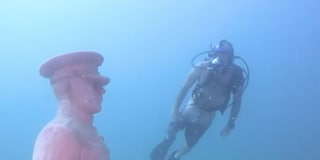 """Stati Uniti, ecco il """"Cerchio degli Eroi"""": il primo museo subacqueo per i veterani di guerra"""