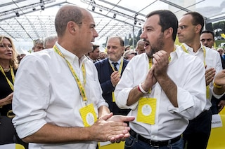 """Zingaretti contro Salvini: """"Quando parla di Enrico Berlinguer si sciacqui la bocca"""""""
